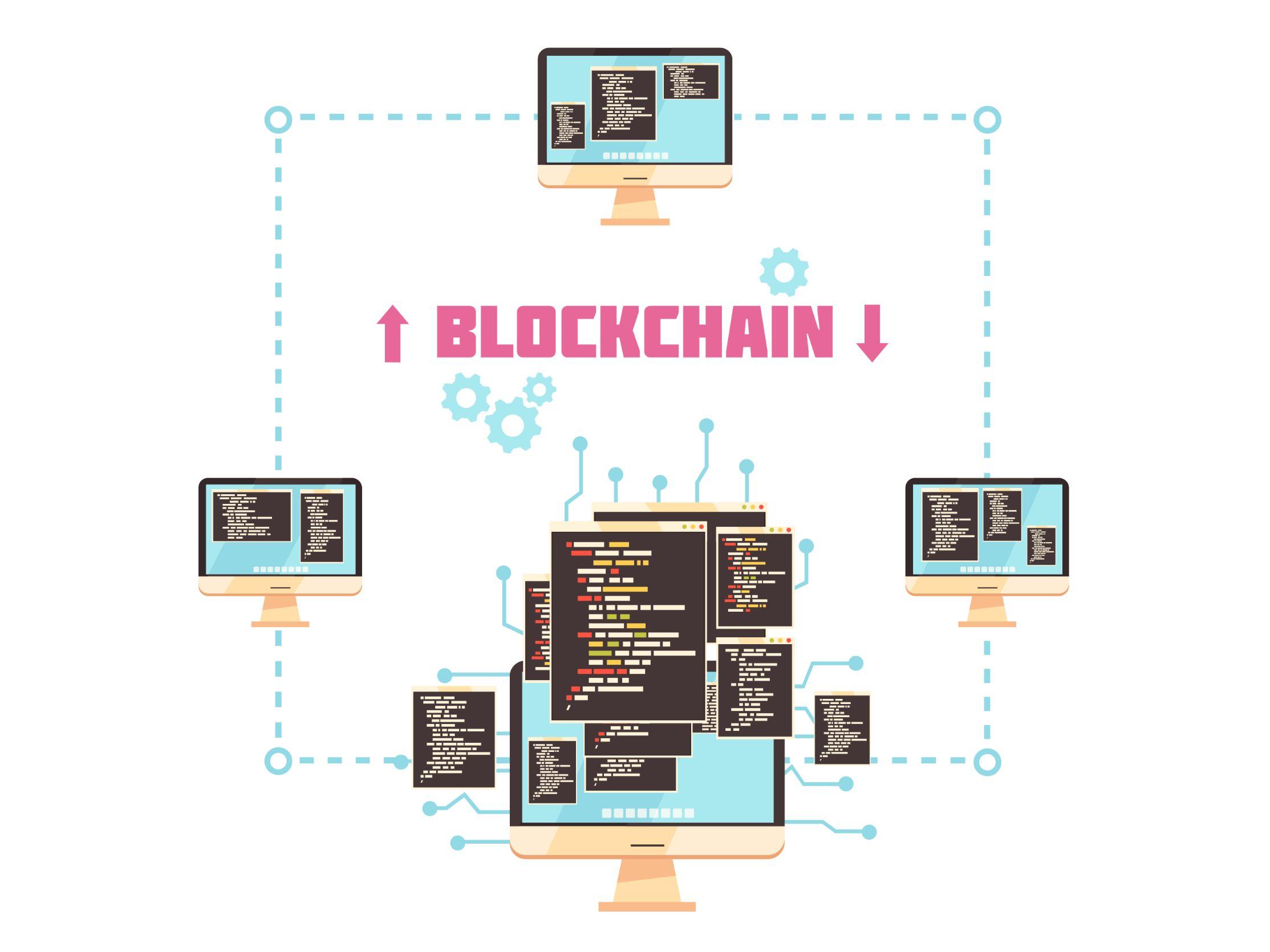 Blockchain als Innovation für Abläufe in der Wirtschaft