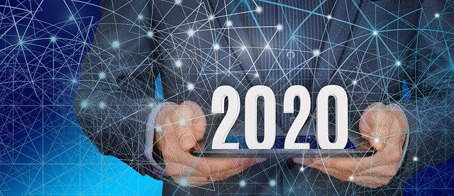 business happy new year 2020