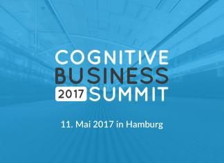 Cognitive Business Summit Hamburg Event