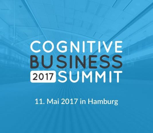 Cognitive Business Summit Hamburg Event