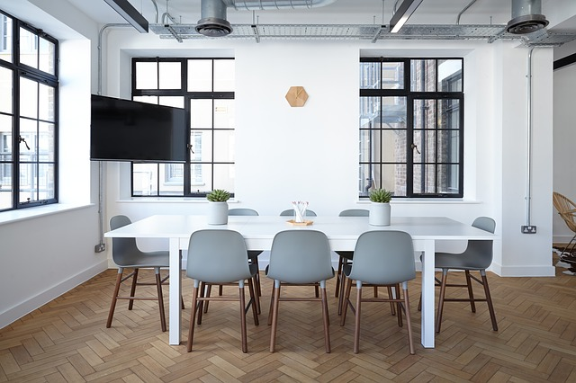 Büro Arbeit Start-up