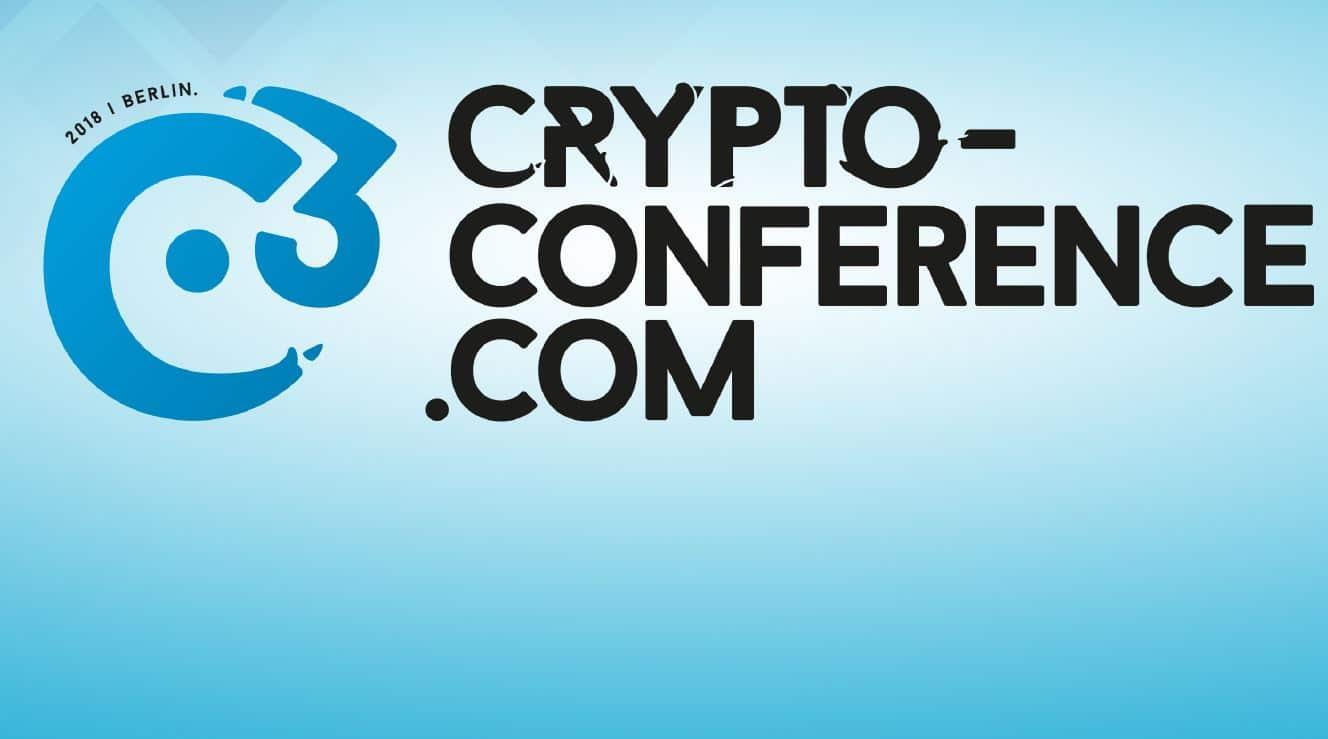 Die erste C³ Crypto Conference lädt am 5.-6. April 2018 in die STATION nach Berlin ein