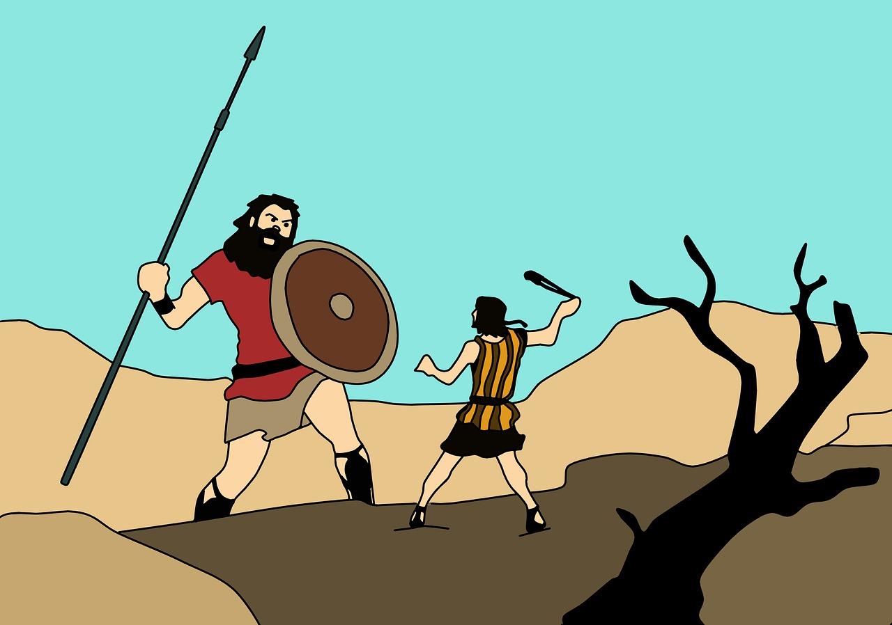 Hat David Angst vor Goliath? – wie Check24 Fintechs das Wasser abgraben möchte