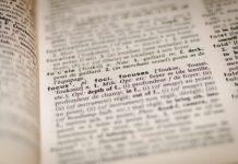 Lexikon Sprache Startup-Szene