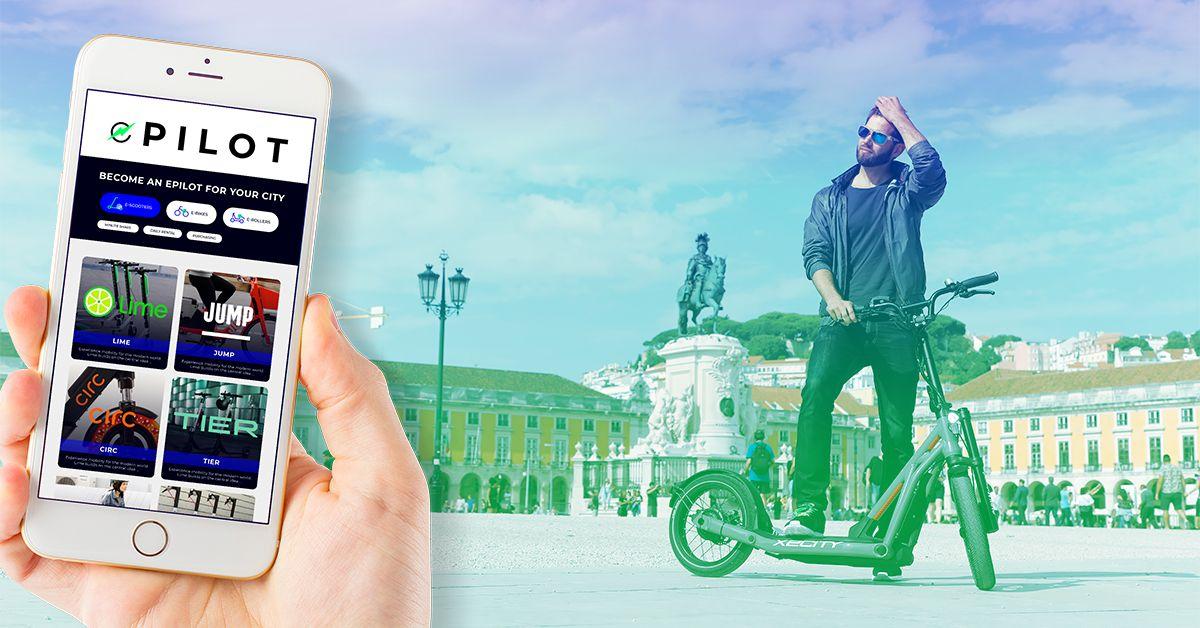 KW 27 | Erstes Abo für E-Scooter und Fahrräder in Deutschland - Berliner Startup revolutioniert Verkehrswende