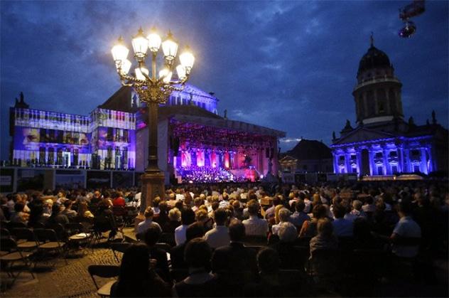 Der Feierabend-Guide für Berlin 18. bis 21. Juli