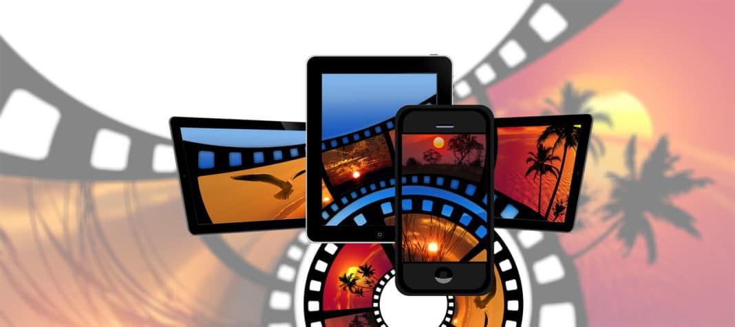 Smart Devices mit Video Bildern