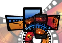 Smart Devices mit Video Bildern