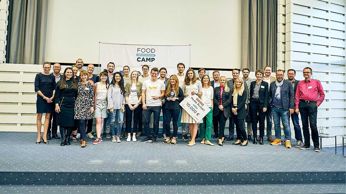 Food Innovation Camp übertrifft Erwartungen
