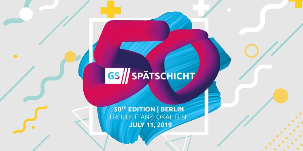 Gründerszene Spätschicht Birthday Edition