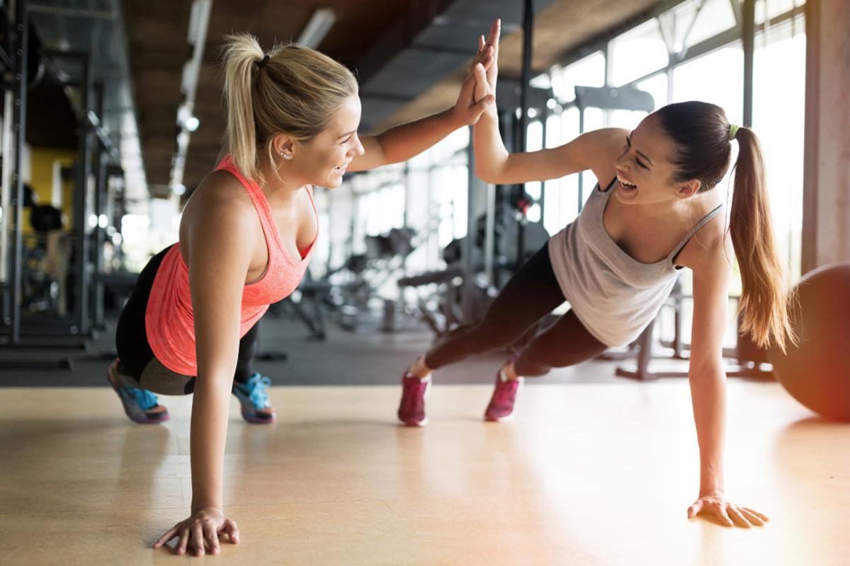 GYMFLOW: Fitnesskurse ohne Verpflichtung