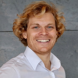 Gründerfreunde im Interview mit TenX-Founder Julian Hosp