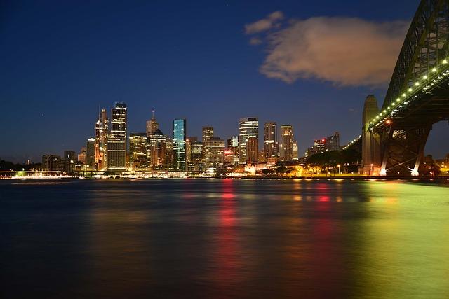 Sydney Australien Gruenderfreunde