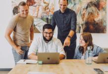 Ausländer in Berliner Startups