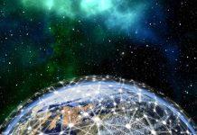 Blockchain auf der Welt