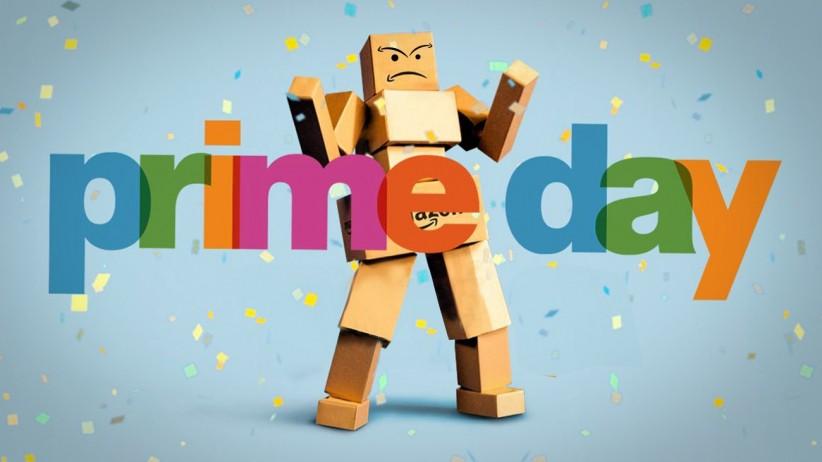Amazon Prime Day Gewinnspiel, Amzcon-Rückblick und Serienstart