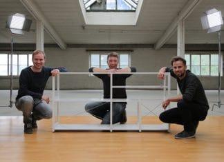 Pazls Start-up Möbel furniture