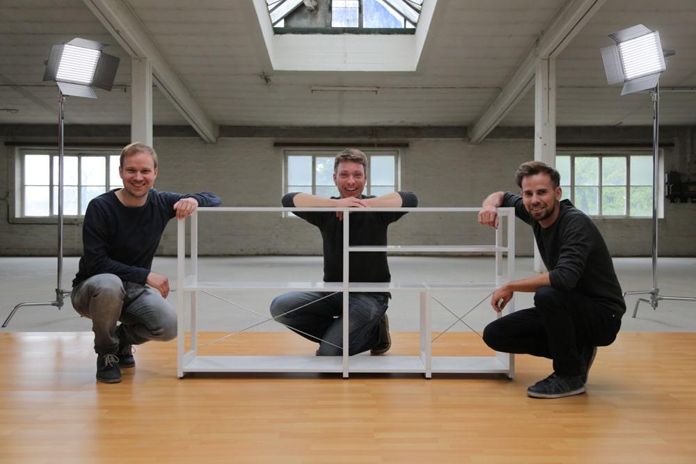 Das Online-Startup Pazls revolutioniert die Montage und Demontage von Möbeln