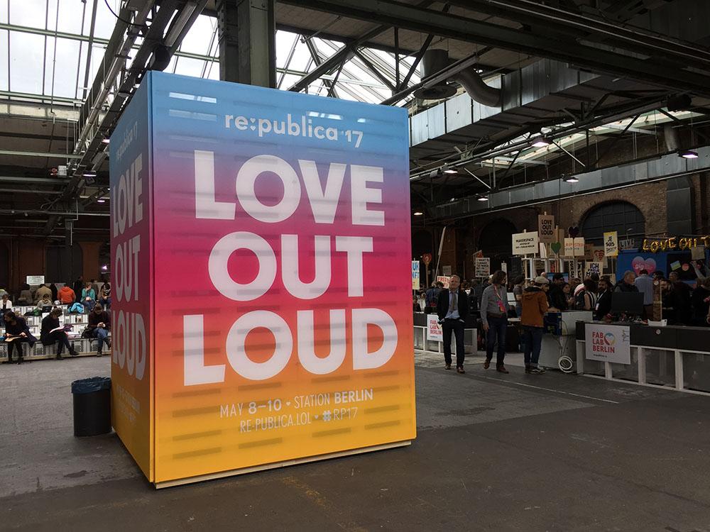Mein Besuch auf der re:publica 2017 – Ein Blick in die Welt von morgen