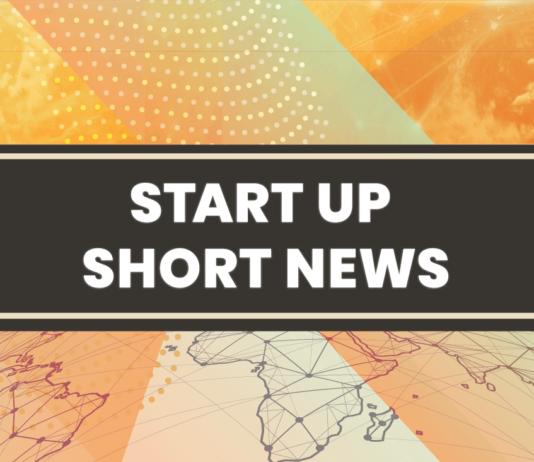 Startup Short News