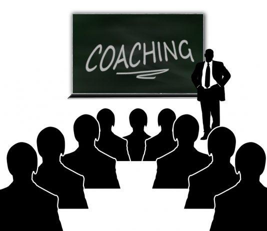 Bild eines Coaching Workshops