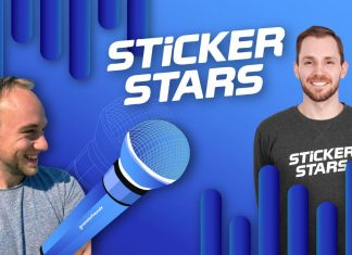 Stickerstars_Podcast_Startup_Paninibilder