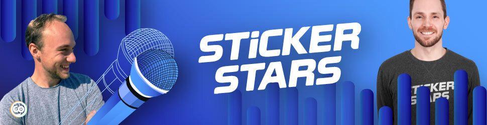 Stickerstars - das Startup mit Stickern für euer Unternehmen, Event, eure Hochzeit oder euren Verein - Podcast Teil 2