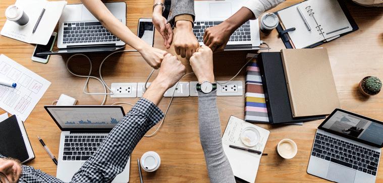 teamwork teambuilding teamarbeit startup