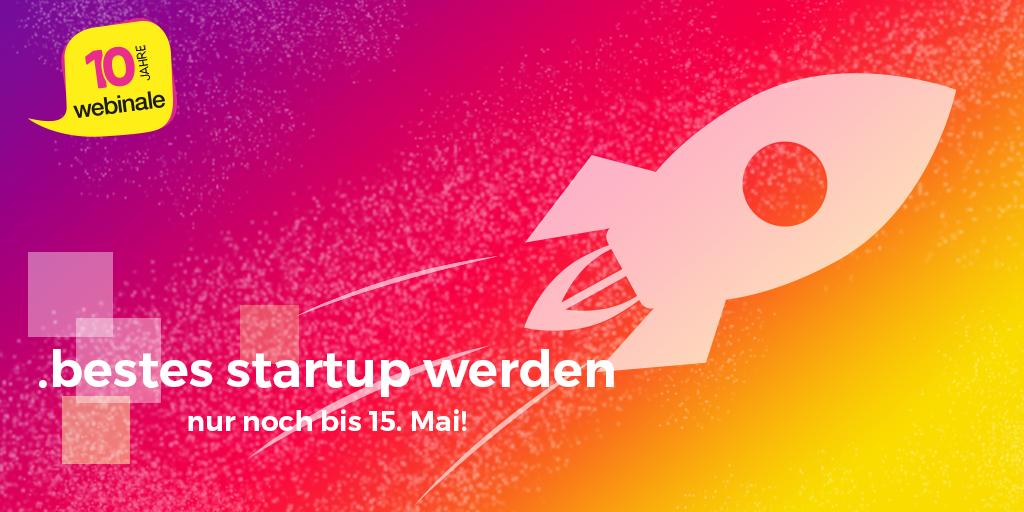 Die webinale sucht die besten B2B-Startups!